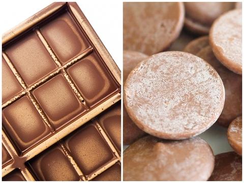 Почему «седеет» шоколад