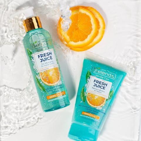 Очищающие средства с апельсином 🍊