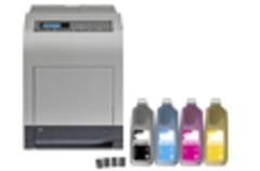 Тонеры и чипы для заправки картриджей для цветных лазерных принтеров Kyocera