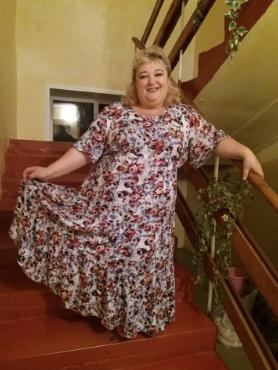 Отзыв о платье (нет на сайте 136)