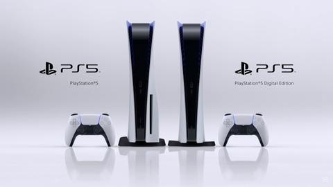 Официальный дизайн PS5