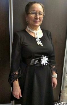 Отзыв о платье 8411