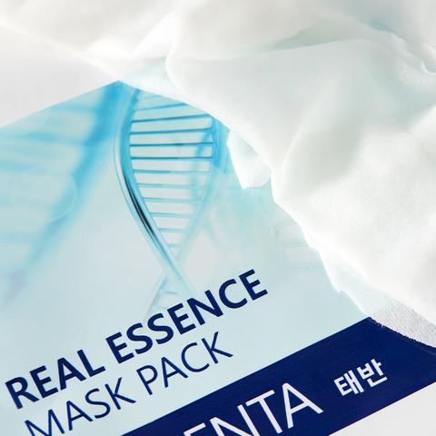 Тканевая маска для лица с экстрактом плаценты 💦