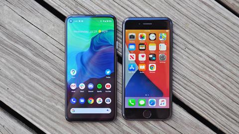 iPhone vs Android: почему смартфоны Apple считаются более надёжными?