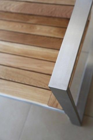 TRIF-MEBEL | Прочная садовая мебель из лиственницы