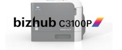 Универсальный и компактный: новый bizhub C3100P