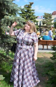 Отзыв о платье 8427