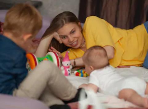 Счастье не только в детях! Почему Вам, возможно, не нужен еще один ребёнок?