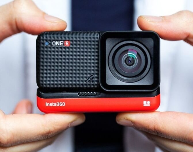 Детальный обзор экшн-камеры Insta360 ONE R Twin