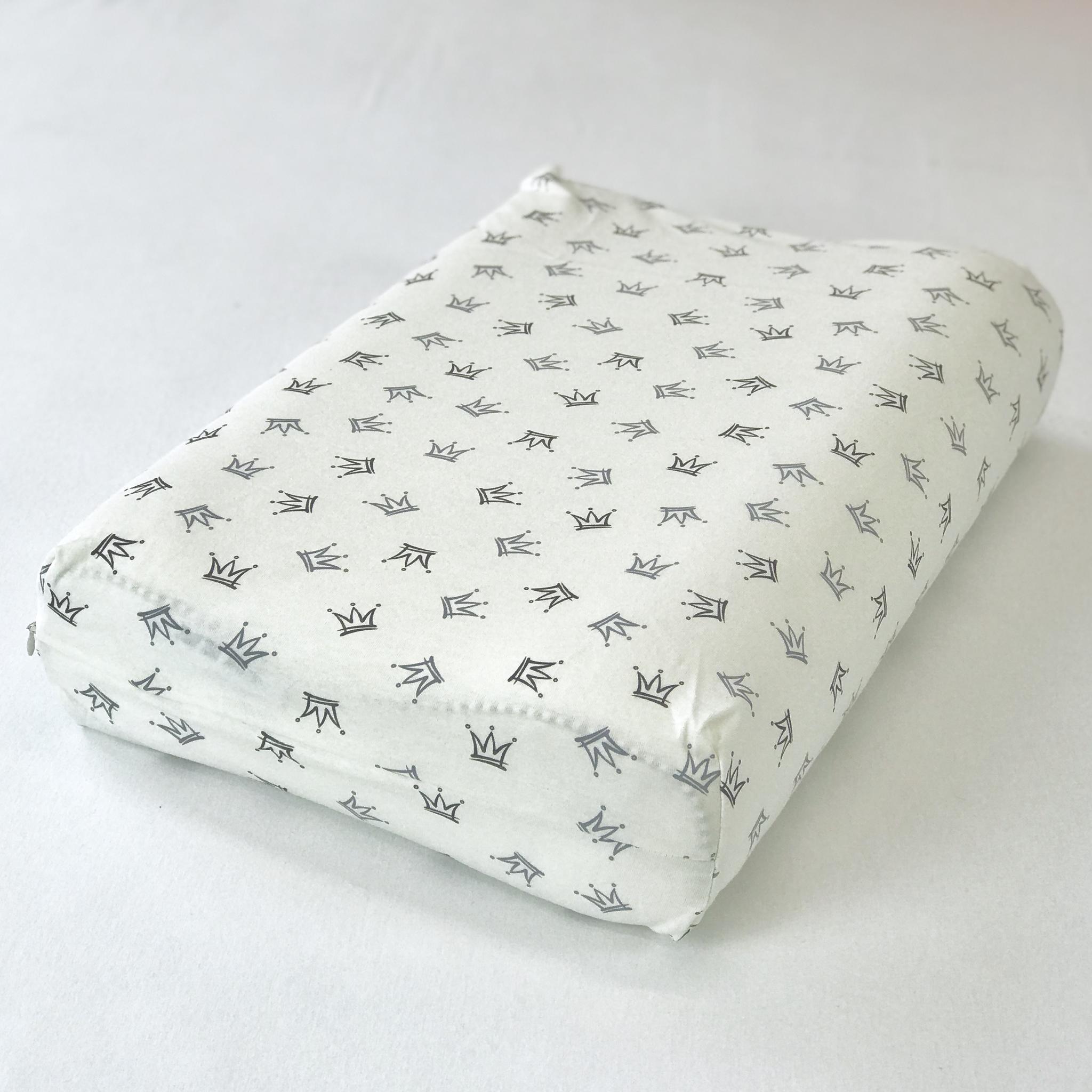 У вас есть ортопедическая подушка?