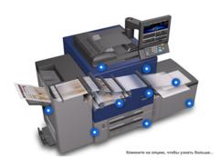 Konica Minolta запускает серию bizhub PRO C1060L и PRESS C1060/C1070/C1070P