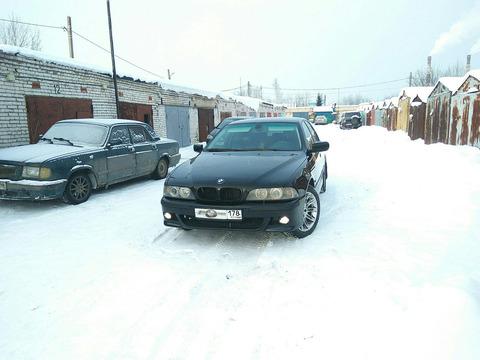 Отзыв Игоря из Санкт Петербурга (BMW E39)