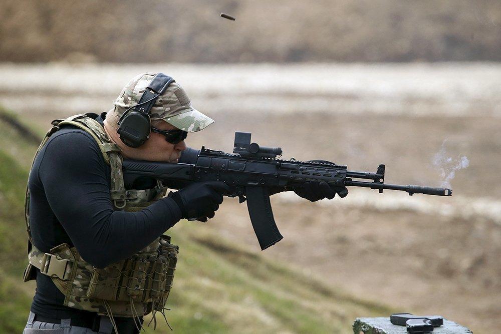 Армия ждет поставок обновленной версии автомата Калашников