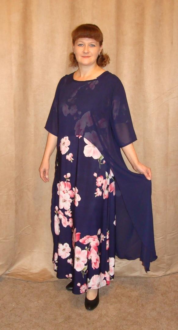 Отзыв о платье 4276