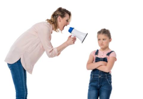 Почему мы срываемся на детей? Как перестать кричать?
