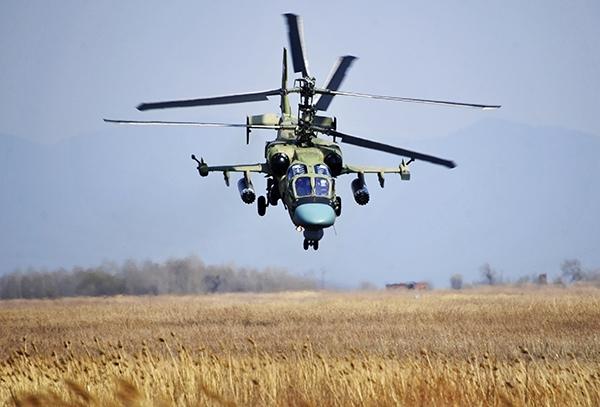 «Аллигаторы» поступают в войска