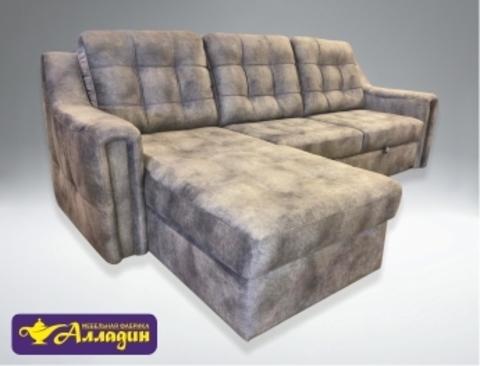 Модульный диван Адмирал - презентабельная и стильная модель