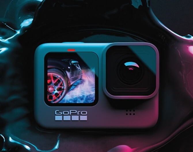 Обзор экшн-камеры GoPro HERO9 Black