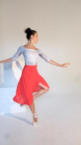 Zidans Mix&Match: видео с балериной Анастасией Лименько