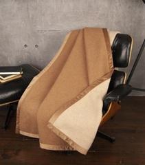 Тканое одеяло из верблюжьей шерсти DROBE