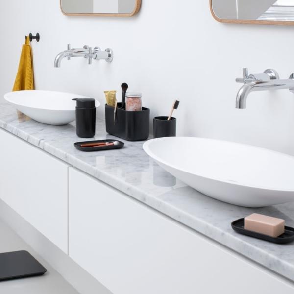 Правильные аксессуары для ванной комнаты
