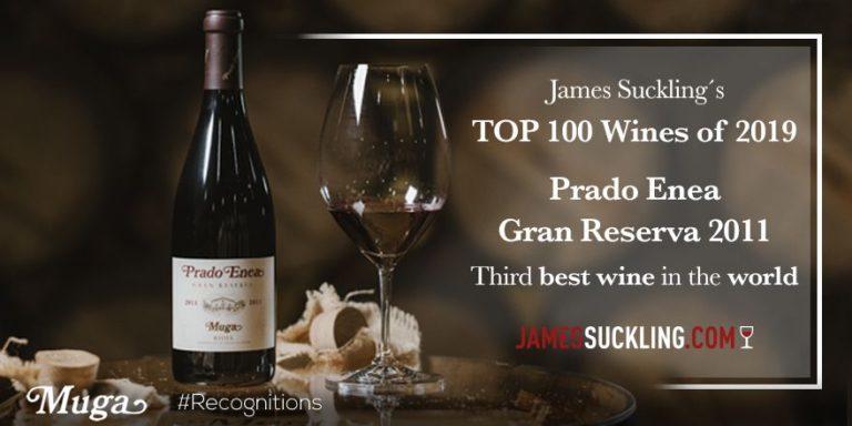 Muga Rioja Prado Enea Gran Reserva 2011 - первое среди лучших