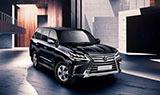 Новая версия легендарного Lexus LX уже в России