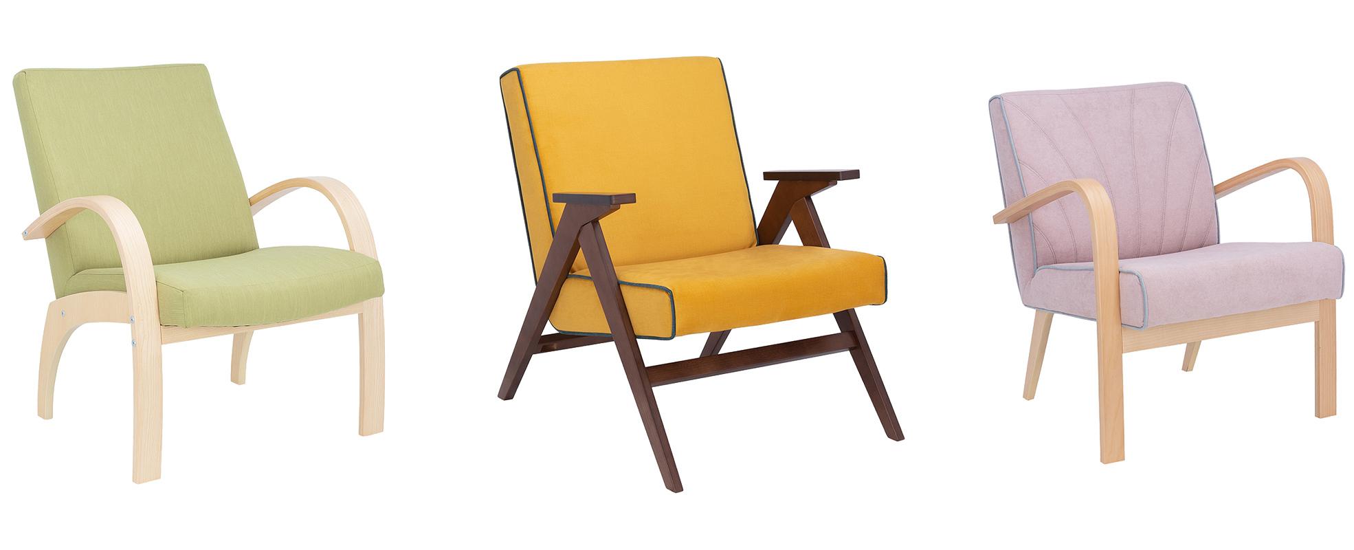 Кресла и качалки в английском стиле!