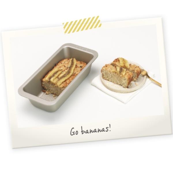Банановый хлеб: просто и полезно