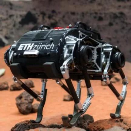 Прыгающий робот для изучения Луны