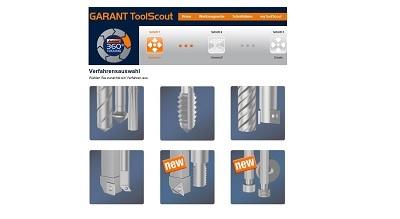 Hoffmann Group расширяет возможности GARANT ToolScout