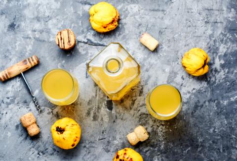 Сидр - алкогольный напиток из яблок