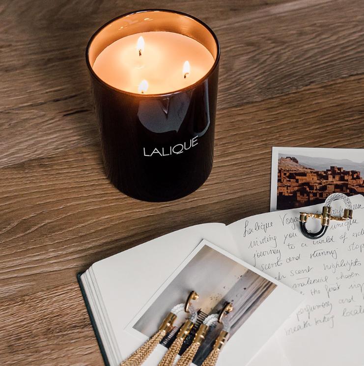 Выбрать подарок легко LALIQUE Voyage de Parfumeur by HAPPY Collections