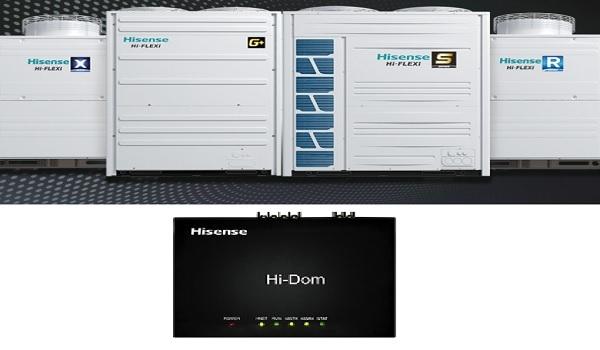 Один Hi-Dom III управляет 5-тысячной армией кондиционеров