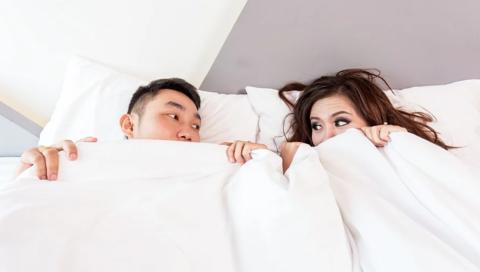 5 советов: если ребенок застал родителей за занятием сексом