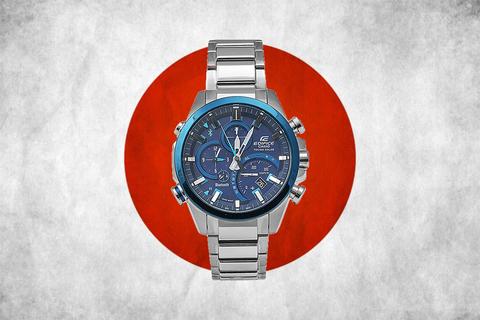 Самые лучшие японские часы по маркам и моделям