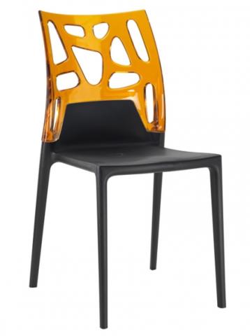 Стильный стул Ego-Rock для фуд-корта и кафе