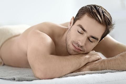 Косметические процедуры для мужчин.