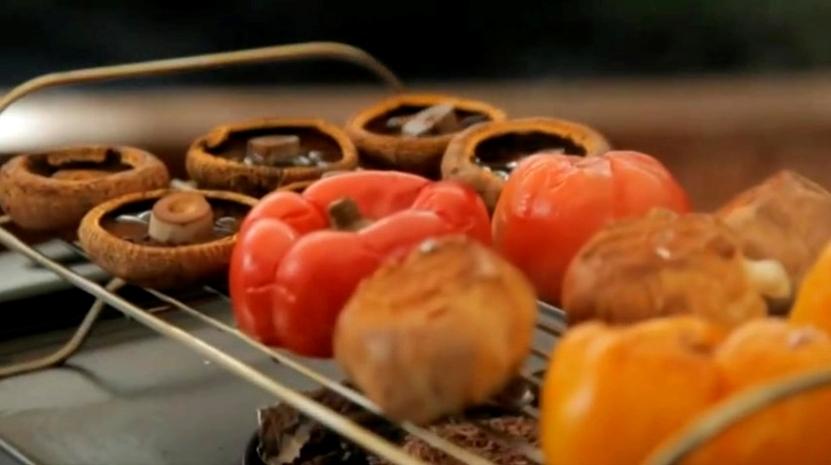 Можно ли приготовить овощи в коптильне горячего копчения