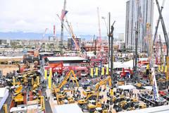 Коронавирус и строительная выставка ConExpo 2020 в Лас-Вегасе США