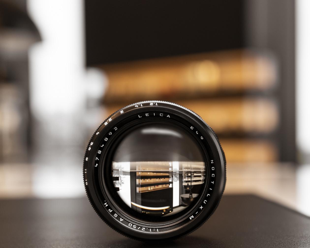 Перевыпуск Leica Noctilux-M 50 f/1,2 ASPH: как снимает легенда?