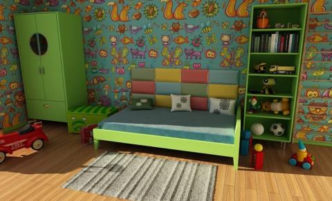 Какие предметы нужно срочно убрать из детской?