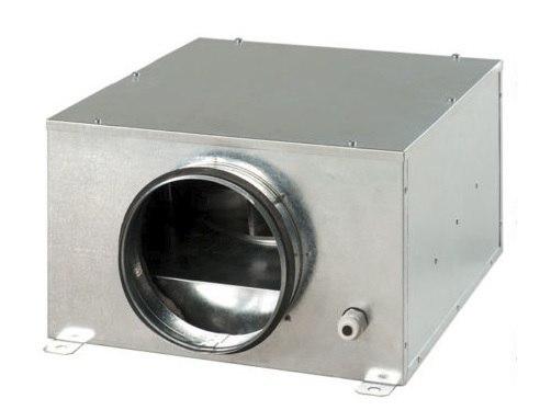 Бесшумный вентилятор выпустила компания «Вентс»