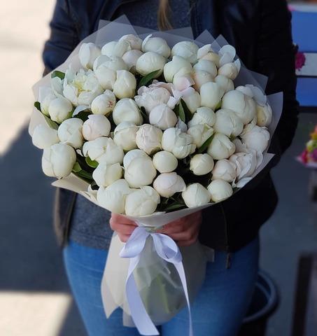 Купить цветы в Алматы