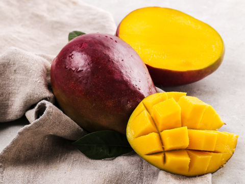 Тропическое манго