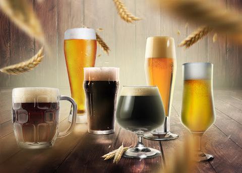 Самые популярные и оригинальные пивные бокалы