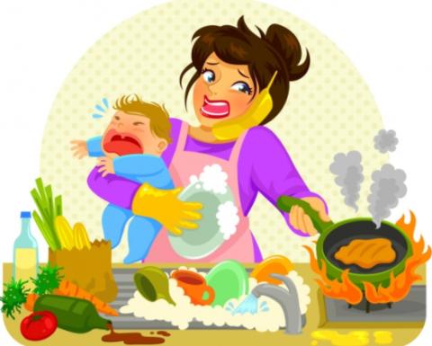5 направлений, где мама в декрете может подзаработать