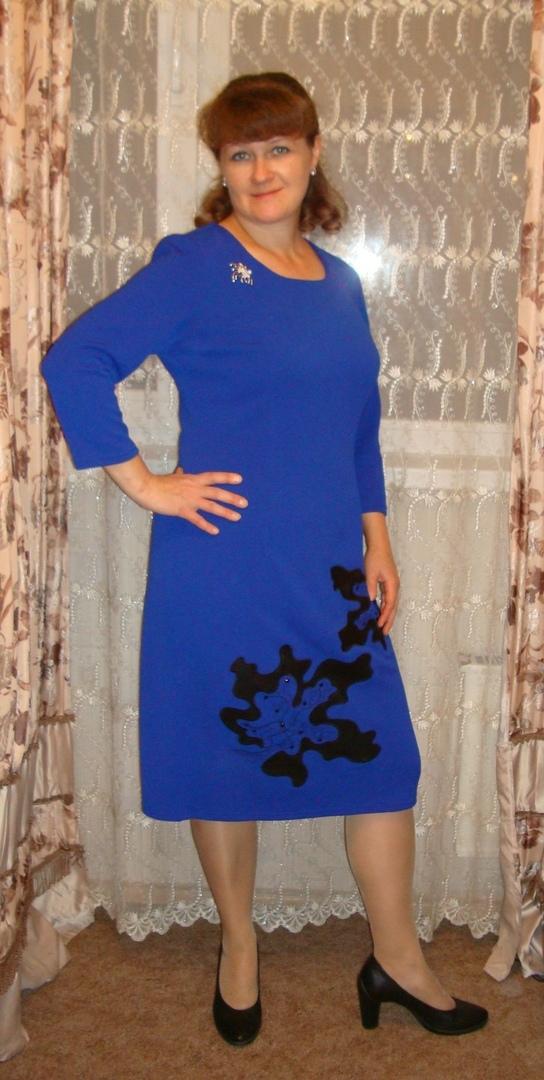 Отзыв о платье 5695