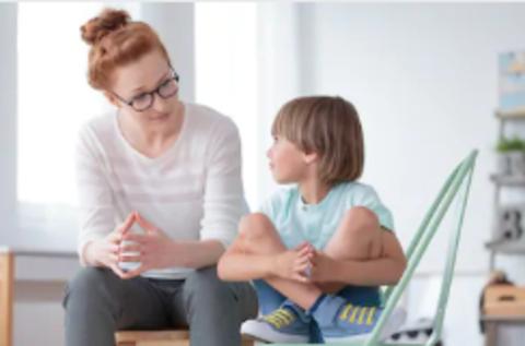 Три вопроса, которые не надо задавать ребенку после садика!