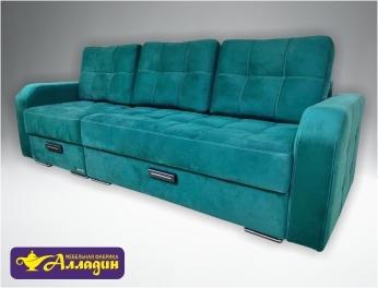 Стильный диван трансформер БРУКЛИН станет органичной деталью современного интерьера